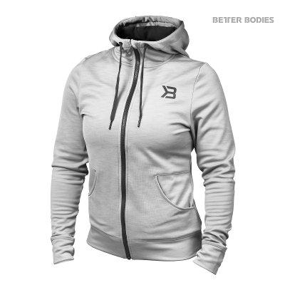 BB Performance Hoodie - Grey Melange