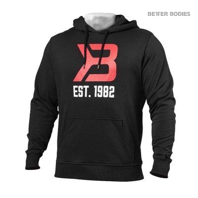 BB Gym hoodie - Black, (L- ja XL-koko loppu)