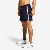 BB Essex Stripe Shorts - Dark Navy