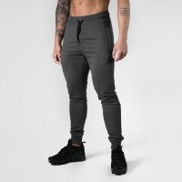 BB Tapered Joggers V2 - Dark Grey Melange