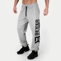 BB Stanton Sweatpants - Light Grey Melange