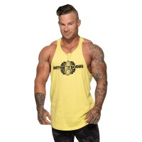 BB Team BB Stringer - Lemon Yellow