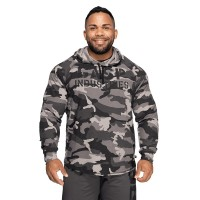 GASP L/S Thermal Hoodie - Tactical Camo