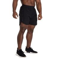 BB Essex Stripe Shorts - Black/Grey
