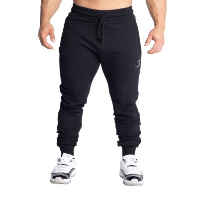 GASP Tapered Joggers - Black