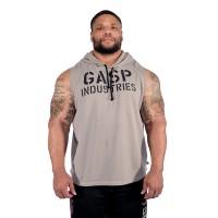 GASP Thermal SL Hoodie - Steel Grey