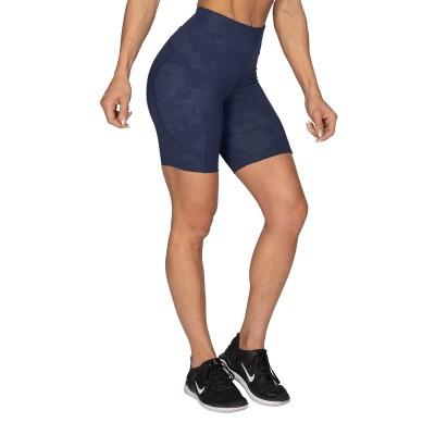 BB Chrystie Shorts V2 - Dark Navy Camo