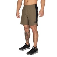 BB Brooklyn Shorts V2 - Washed Green