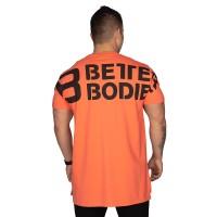 BB Stanton Oversize Tee - Coral Orange