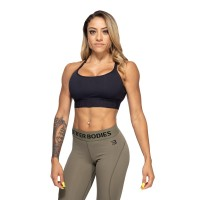 BB Gym Sports  Bra - Black