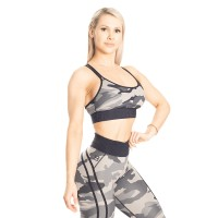 BB Gym Sports  Bra - Tactical Camo