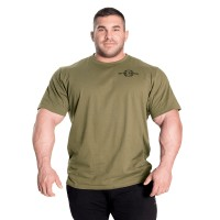 BB Manhattan Tee - Washed Green