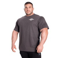 BB Manhattan Tee - Dark Grey Melange