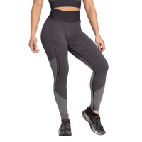 BB Roxy Seamless Leggings - Black/Grey