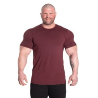 GASP Classic Tapered Tee - Maroon