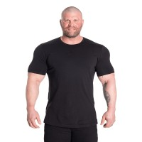 GASP Classic Tapered Tee - Black
