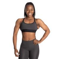 BB Gym Sports  Bra - Charcoal