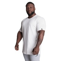 GASP Classic Tapered Tee - Off White