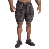 GASP Tapered Sweat Shorts - Dark Camo