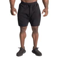 GASP Tapered Sweat Shorts - Black