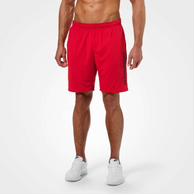 BB Loose Function Shorts - Bright Red