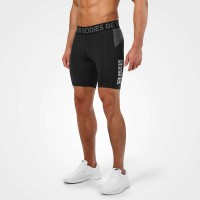 BB Compression Shorts - Black, (Vain S-koko)