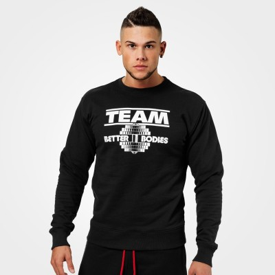 BB Team BB Sweater - Black, (XL-koko loppu)