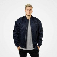 BB Astor Bomber Jacket - Dark Navy, (L-, XL- ja XXL-koko)