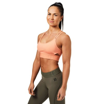 BB Astoria Sports Bra - Peach