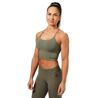 BB Astoria Seamless Bra - Wash Green