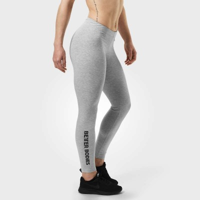 BB Kensington Leggings - White Melange