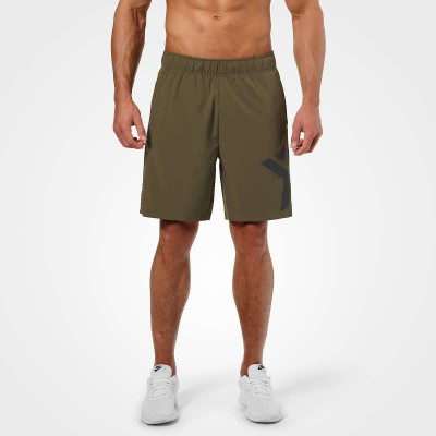 BB Hamilton Shorts - Khaki Green