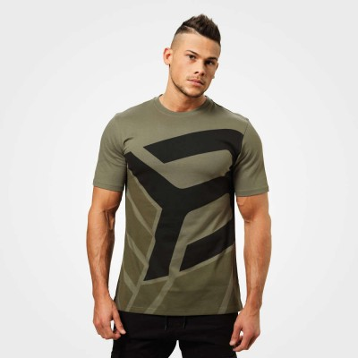 BB Bronx Tee - Wash Green