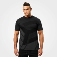 BB Bronx Tee - Wash Black, (Vain S-koko)