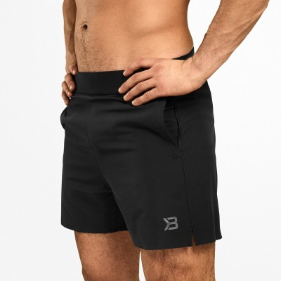 BB Varick Shorts - Black, (Vain XL-koko)
