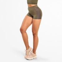 BB Chrystie Hotpants - Wash Green
