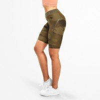 BB Chelsea Shorts - Dark Green Camo