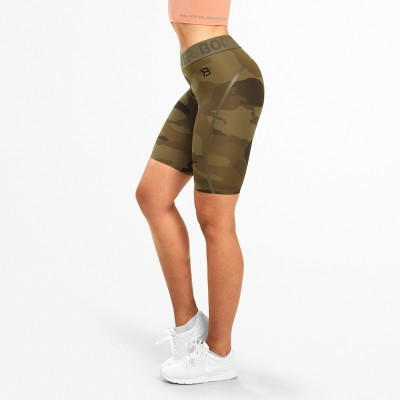 BB Chelsea Shorts - Dark Green Camo