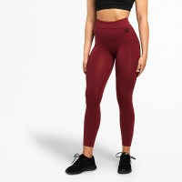 BB Rockaway Leggings - Sangria Red
