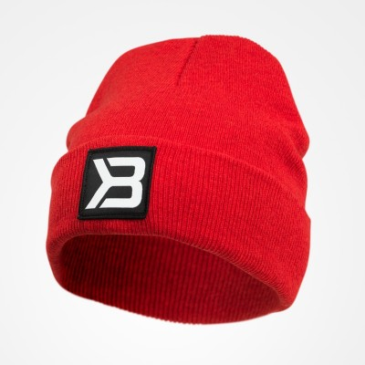 BB Tribeca Beanie - Bright Red