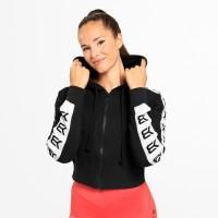 BB Vesey Cropped Hood - Black