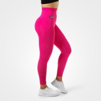 BB Bowery High Tights - Hot Pink