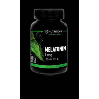M-Nutrition Melatonin 1mg, 100 tabl.