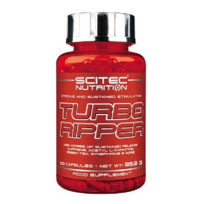 SCITEC Turbo Ripper, 100 kaps