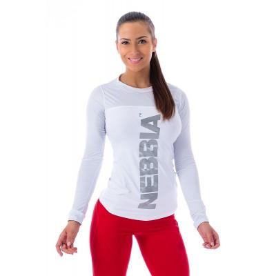 Nebbia Technical Shirt - White, (Vain M-koko)