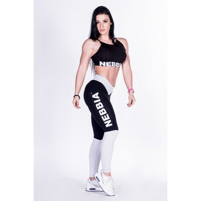 NEBBIA Leggings Heart Butt- Black