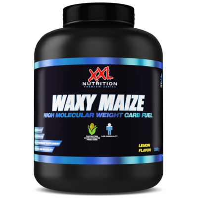XXL Nutrition - Waxy Maize, maustamaton, 2500g