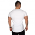 BB Wide Neck Tee - White