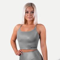 BB Vesey Strap Bra V2 - Steel Grey