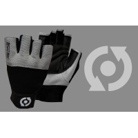 Scitec Weightlifting Gloves - Grey Style
